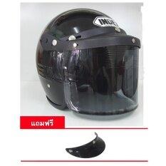 ขาย ซื้อ หมวกกันน็อควินเทจ Index รุ่น C200 สีดำ ใน กรุงเทพมหานคร
