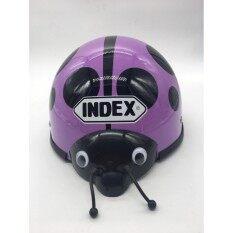 ราคา Index หมวกกันน็อค สำหรับเด็ก Helmet For Kid หมวกกันน็อค ลิขสิทธิ์แท้ รุ่น Lady Bug เต่าทอง กรุงเทพมหานคร