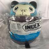 ส่วนลด Index หมวกกันน็อคสำหรับเด็ก Index ลิขสิทธิ์แท้ รุ่น หมวกกันน็อค Zoo