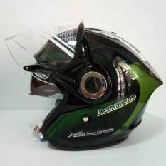 ขาย ซื้อ Index หมวกกันน็อคเต็มใบ รุ่น Titan 7 I Shield แว่น 2 ชั้น สีดำ ใน กรุงเทพมหานคร