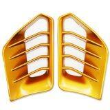 Infinity ช่องลม Abs สำหรับ M Slaz สีทอง ถูก