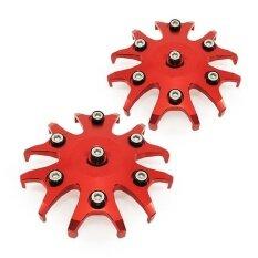 ราคา Infinity ฝาครอบเครื่อง Msx รุ่น แมงมุม สีแดง 1 คู่ ใหม่ล่าสุด
