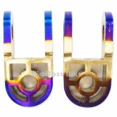 ราคา Infinity ยกโช๊ค มีเนียม สำหรับ Wave ทุกรุ่น สีทอง ไทเทเนี่ยม ออนไลน์ ไทย