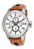 โปรโมชั่น Invicta S1 Rally Men S Light Brown Leather Strap Watch 16016 ไทย