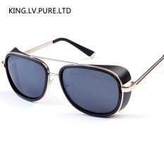 ซื้อ Iron Man 3 Matsuda Tony Sunglasses Brand Designer Sunglass Vintage Retro Fashion Glasses Oculos Uv400 Intl ออนไลน์