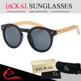 ส่วนลด Jackal แว่นกันแดดขาไม้ Jackal Semi Wooden Sunglasses รุ่น Catcha Ca001 Jackal ใน เชียงใหม่