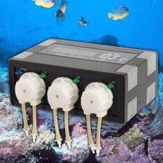 ซื้อ Jebao Jecod Dp 3 Dosing Pumps Complete Kit Perfect Dosing Solution Black Intl ออนไลน์ จีน