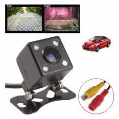 ราคา Jj กล้องมองหลังติดรถยนต์ ไฟ Led สีดำ Jj ใหม่