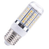 ขาย Jo In 9W E27 Smd5050 59 Led Bulb Lamp Corn Cover Light 220V Multicolor Unbranded Generic ออนไลน์