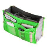 ขาย Jo In สตรีกระเป๋าถือใบใหญ่ใส่นัดหมายท่องเที่ยวดึงกระเป๋าเงินกระเป๋าออแกไนเซอร์เรียบร้อย สีเขียว Unbranded Generic เป็นต้นฉบับ