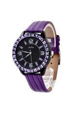 ราคา Julius นาฬิกาสำหรับผู้หญิง สีม่วง สายหนัง รุ่น Ja 379 Julius ออนไลน์