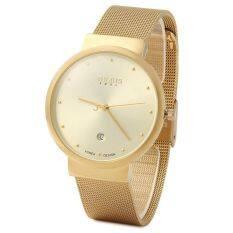 ขาย Julius Ja 426 Male Quartz Watch Ultrathin Stainless Steel Mesh Bandgolden Intl Unbranded Generic ผู้ค้าส่ง