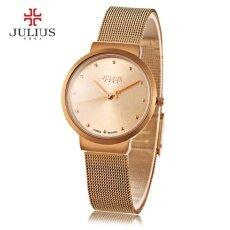 Julius JA - 426L Women Ultrathin Quartz Wrist Watch - intl