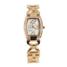 ซื้อ Julius นาฬิกาข้อมือผู้หญิง รุ่น Ja 608 Gold ถูก ใน Thailand