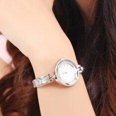 ซื้อ Julius นาฬิกาข้อมือผู้หญิง สาย ตัวเรือน โลหะผสม รุ่น Ja 624 Silver W กรุงเทพมหานคร