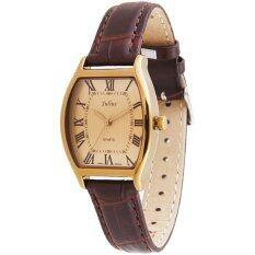 ราคา Julius นาฬิกาข้อมือผู้หญิง รุ่น Ja 703 Brown Julius ใหม่