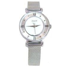 ซื้อ Julius นาฬิกาข้อมือผู้หญิง รุ่น Ja 728 Silver W ถูก ใน กรุงเทพมหานคร