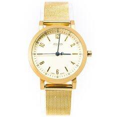 ซื้อ Julius นาฬิกาข้อมือผู้หญิง รุ่น Ja 867L ใหม่