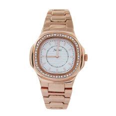 ราคา Julius นาฬิกาข้อมือผู้หญิง สาย ตัวเรือน โลหะผสม รุ่น Ja 711 Rosegold W เป็นต้นฉบับ