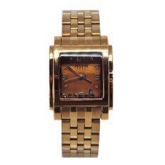 ส่วนลด สินค้า Julius นาฬิกาข้อมือผู้หญิง สายโลหะ รุ่น Ja 355 Brown