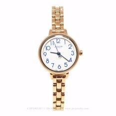 ส่วนลด Julius นาฬิกาข้อมือสตรี รุ่น Ja 879 Rosegold