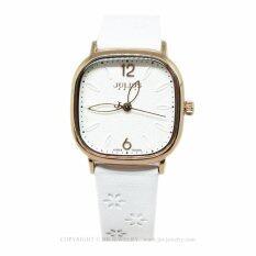 ขาย Julius นาฬิกาข้อมือสตรีสายหนัง รุ่น Ja 970
