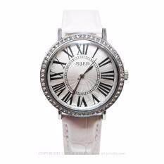 ขาย Juliusนาฬิกาข้อมือสตรี Ja 383 White Julius ออนไลน์