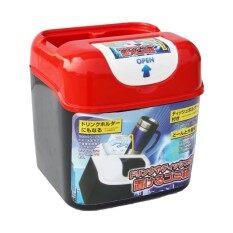 ซื้อ K Rubber ถังขยะในรถยนต์ สีดำ แดง ใหม่ล่าสุด