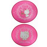 ซื้อ K Rubber ที่บังแดดกระจกข้างรถ Kitty Princess ลายลิขสิทธิ์แท้ 1 คู่ K Rubber ถูก