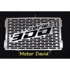 ซื้อ การ์ดหม้อน้ำ Honda Cb Cbr 300 Radiator Guard Silver ออนไลน์ กรุงเทพมหานคร