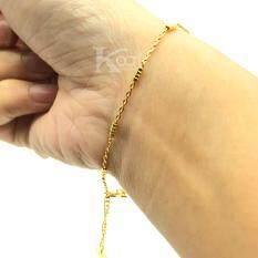 ขาย Kaari สร้อยข้อมือ เครื่องประดับสร้อยมือ ดีไซน์สวยงามหรูหรา สีทอง เป็นต้นฉบับ