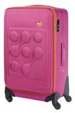 ราคา ราคาถูกที่สุด Kamiliant กระเป๋าเดินทาง รุ่น Gobi ขนาด 31 นิ้ว Spinner 82 31 Pink