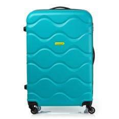 ราคา Kamiliant กระเป๋าเดินทาง รุ่น Onda ขนาด 29 นิ้ว Spinner 79 29 สี Aquamarine ใหม่