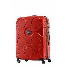ซื้อ Kamiliant กระเป๋าเดินทาง รุ่น Mapuna ขนาด 24 นิ้ว Spinner 67 24 Tsa สี Autumn Red ใหม่