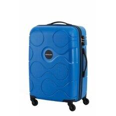 ซื้อ Kamiliant กระเป๋าเดินทาง รุ่น Mapuna ขนาด 24 นิ้ว Spinner 67 24 Tsa สี Regatta Blue ถูก กรุงเทพมหานคร