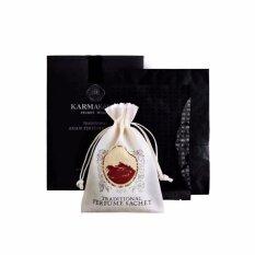 ซื้อ Karmakamet ถุงหอมกลิ่น ดอกกุหลาบ Moroccan Otto Of Rose Karmakamet ออนไลน์