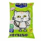 ขาย ทรายแมว Kat To Cat Litter กลิ่น Lemon ขนาด 5 ลิตร Kato
