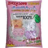 ราคา Kittylove Apple ทรายแมว กลิ่นแอปเปิ้ล 10L ถูก