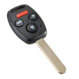 ราคา Keyless Entry Remote Key Fob Shell Case Transmitter For Honda Accord 4 Buttons เป็นต้นฉบับ