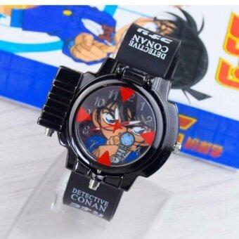 Kids Wathches นาฬิกาข้อมือเด็กผู้ชาย นาฬิกายอดนักสืบ น่ารักมากกกกก