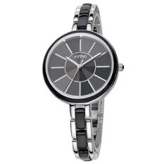 ซื้อ Kimio นาฬิกาข้อมือผู้หญิง สาย Alloy รุ่น K495 Black สมุทรปราการ