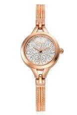 ซื้อ Kimio นาฬิกาข้อมือผู้หญิง สายสแตนเลส รุ่น Kw532 Rose Gold ถูก ใน สมุทรปราการ