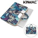 ซื้อ Kinmac กระเป๋าสำหรับใส่โน๊ตบุ๊คหรือแล็ปท็อปขนาด 15 6 นิ้ว ลายสวย สีสัน Colourful Laptop Bag Sleeve Kinmac เป็นต้นฉบับ