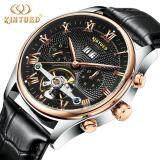 ขาย Kinyued นาฬิกาสุดหรูยี่ห้อผู้ชายนาฬิกาสุดหรูนาฬิกาหนังแท้ 3Atm นาฬิกากันน้ำนาฬิกาบุรุษผู้ทรงคุณวุฒินาฬิกานาฬิกาสำหรับผู้ชายนาฬิกาข้อมือ Int L Kinyued เป็นต้นฉบับ
