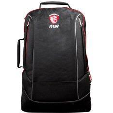 ราคา กระเป๋า Msi Gaming Bag 15 17 Newgaming Backpack Standard Vacuum Gaming Bag 15 17 ถูก