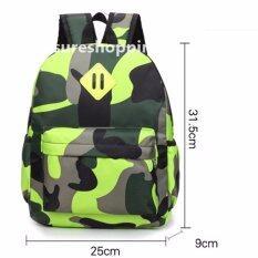 ราคา กระเป๋าเด็ก กระเป๋าเป้เด็ก กระเป๋าสะพายหลังเด็ก กระเป๋าเด็ก เป้เด็ก ลายทหาร สีเขียว เป็นต้นฉบับ Babycity