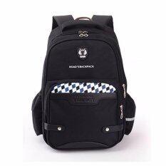 ส่วนลด กระเป๋าเป้นักเรียน Sch**l Bag Road S Backpack สีดำ Sister