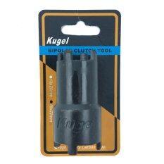 Kugel ลูกบ๊อกถอดน็อตคลัช 4 เขี้ยว (ใช้ได้ทั้ง No.18, 22) By P Pro Tools.