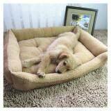 ราคา ราคาถูกที่สุด Large Pet Affinity Dogs Soft Warm Bed Washable Supplies Xl Intl