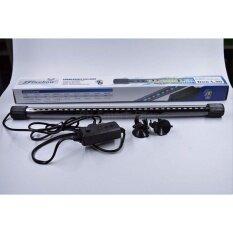 ขาย ซื้อ ออนไลน์ หลอดไฟ Led กันน้ำ ปรับไฟได้ 3 แบบ Deebow Dee L30 กำลัง 8 วัตต์ ใช้กับตู้ขนาด 50 60 ซม 20 24 นิ้ว
